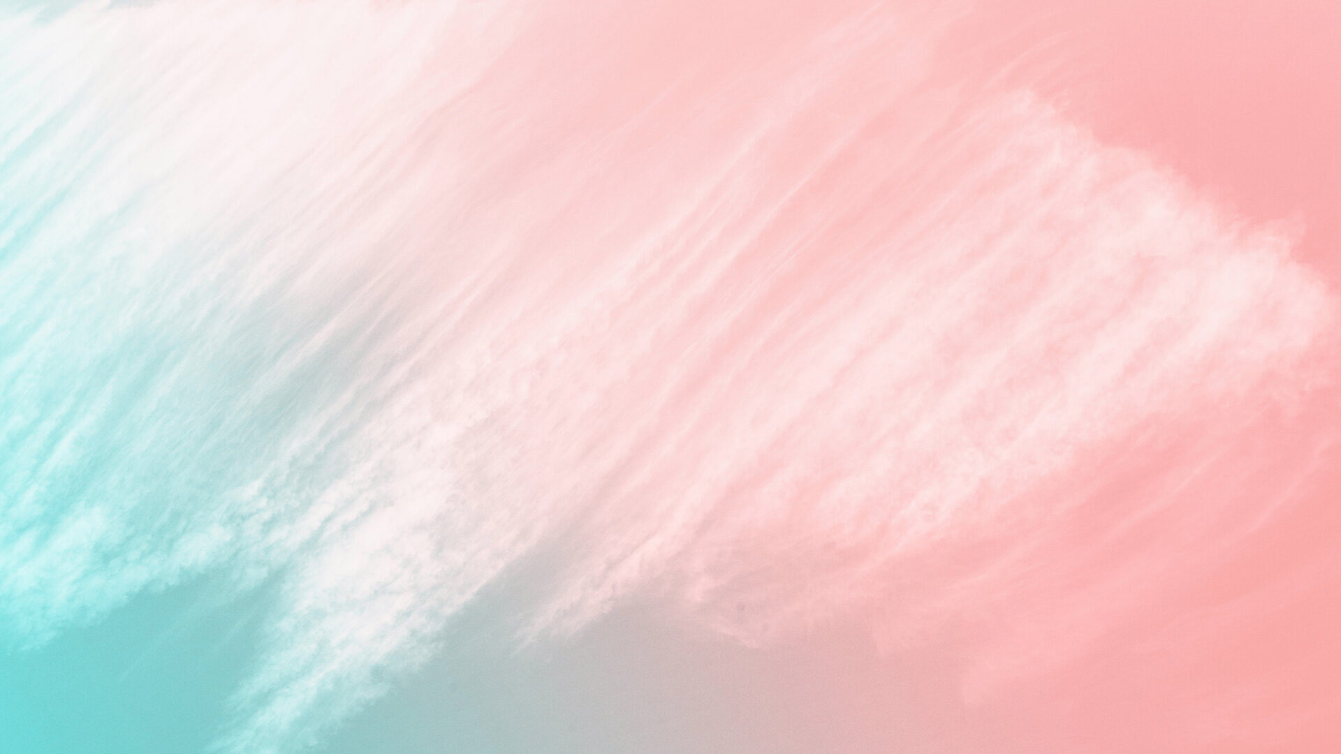 Pink and Green Gradient