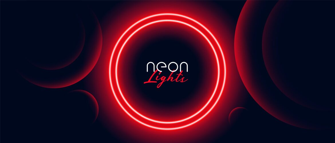 neon backgrounds